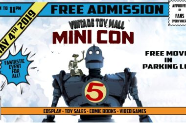Minicon 5!  May 4th 2019