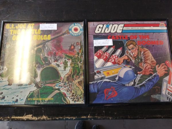 gi joe records