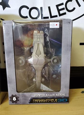 hunter killer aerial