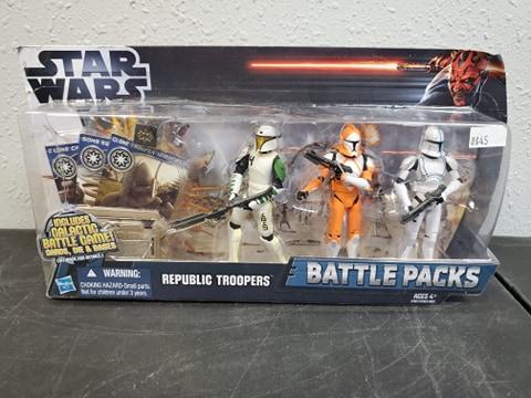battlepacks