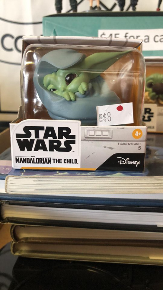 Star Wars the Bounty Collection the Child (swaddled)