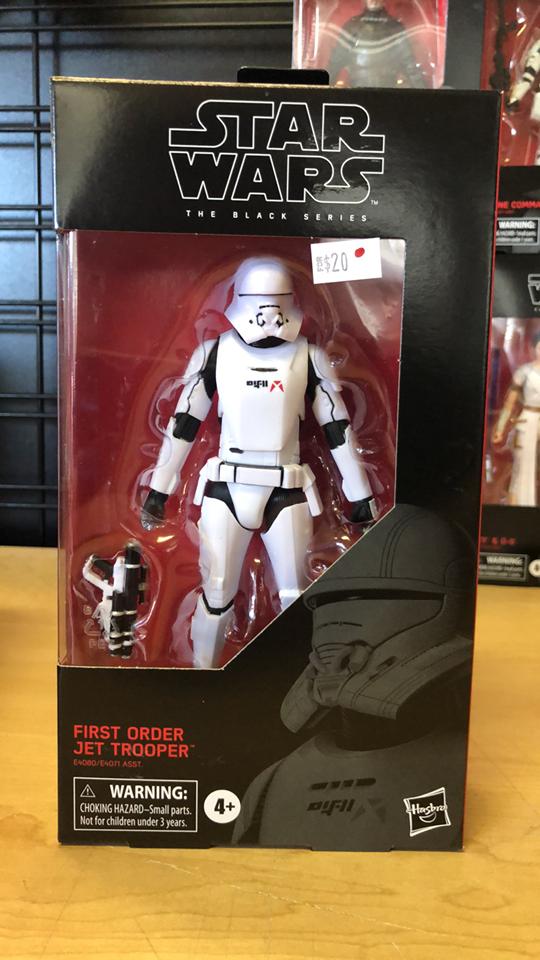 1st order