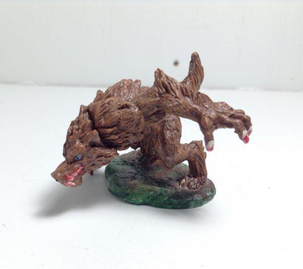 Painted Werewolf $25
