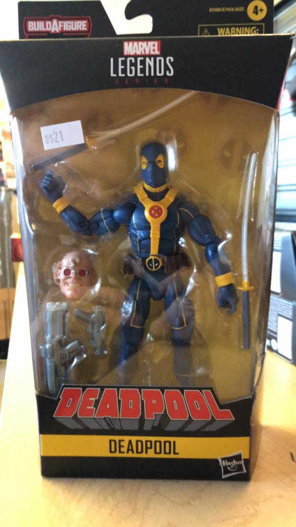 blue deadpool