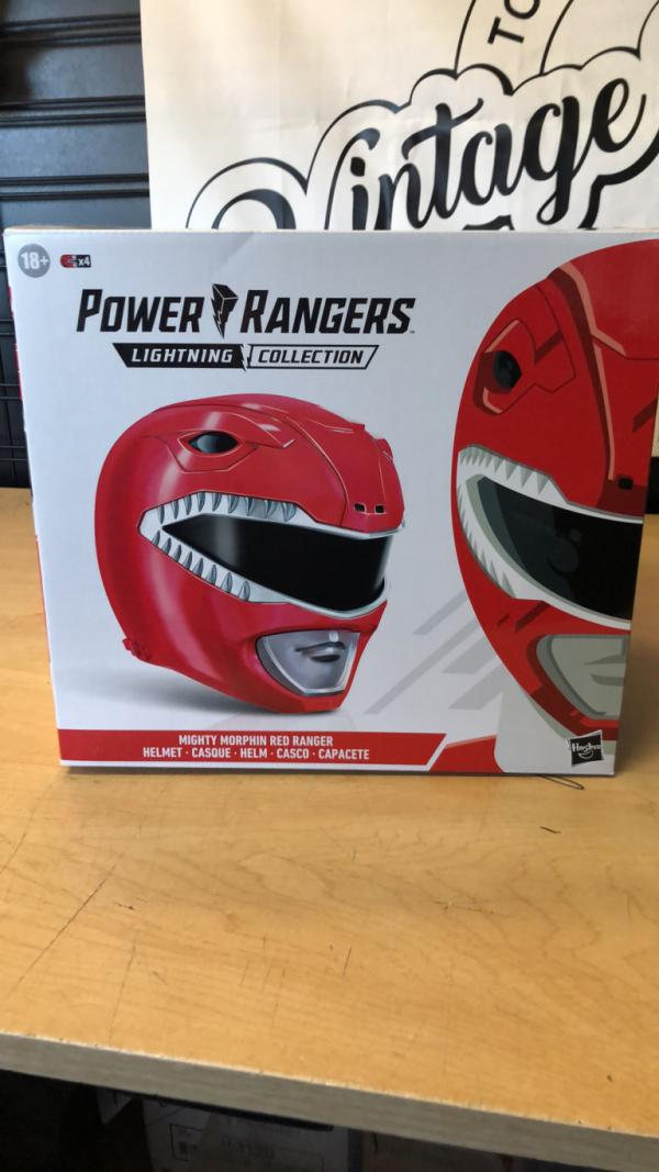mmpr red helmet
